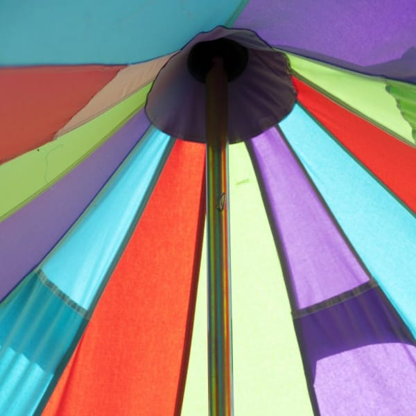 ... 6m Rainbow Canvas Bell Tent ... & Pattern Bell Tent | Boutique Camping