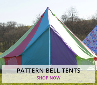 Pattern Bell tents ... & Luxury Bell Tents and Family Tents | Boutique Camping Australia