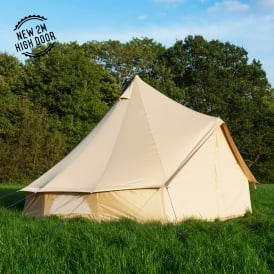 The Oxford Bell Tent 5m - Sandstone